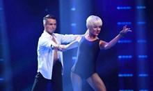 Германците са влюбени в наше момиче. Албена Даскалова танцува с немския национален отбор