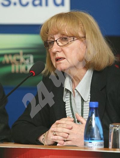 Съдия Капка Костова ще бъде освободена от длъжност на 2 май т.г.