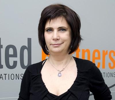 """Мария Гергова-Бенгтссон, основател и управител на """"Юнайтед партнърс"""" СНИМКА: Архив"""