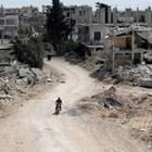 Кадър от Сирия: Ройтерс
