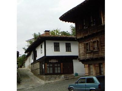Къщата на Кършовия род в Елена