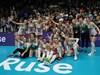 Златните момичета във волейбола на финал в Златната лига след емоционална победа в Русе