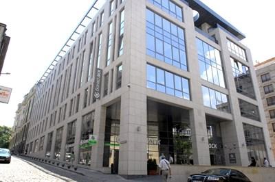 Банка ДСК плътно се доближава по капитали до гиганта УниКредит Булбанк и има вероятност да го задмине. СНИМКА: Николай Литов