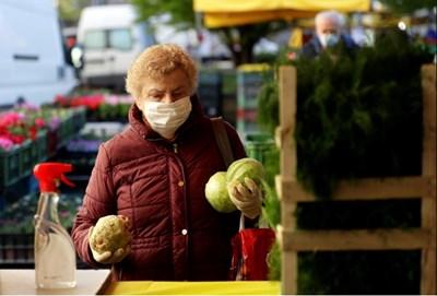 Броят на новите заразени с коронавирус в Чехия се е увеличил двойно през последните две седмици.. СНИМКА: РОЙТЕРС