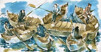 В очакване на проучвателния мандат - ето как го нарисува Анри Кулев