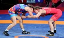 Селишка и Дудова – на полуфинал, Вангелов в битката за бронза