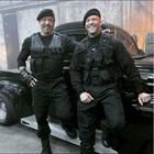 """Силвестър Сталоун и Джейсън Стейтъм вече са снимачната площадка на """"Непобедимите 4"""".  СНИМКА: ОФИЦИАЛЕН ИНСТАГРАМ ПРОФИЛ НА СТЕЙТЪМ"""
