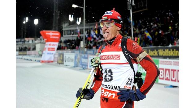Европейският шампион Красимир Анев: Сам реших да се отделя от националния отбор