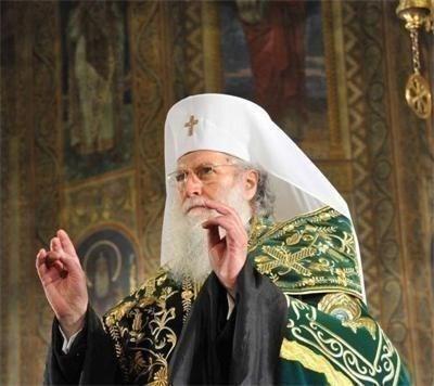 Българският патриарх Неофит СНИМКА: Архив