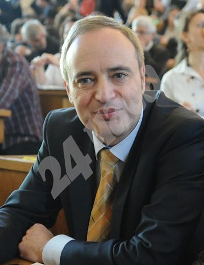 проф. Анастас Герджиков СНИМКА: 24 часа