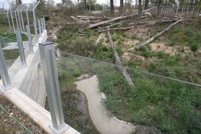 Пловдивският зоопарк скоро ще бъде завършен, след като ВАС отхвърли всички претенции на природозащитници СНИМКА: Евгени Цветков