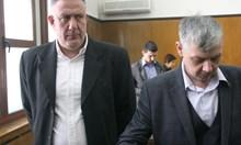 Д-р Иван Димитров безмълвен в съда (Снимки)