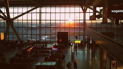 """Хийтроу"" затваря писта заради спада на полетите"
