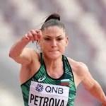 Габриела Петрова втора в Турку с 14,08 м