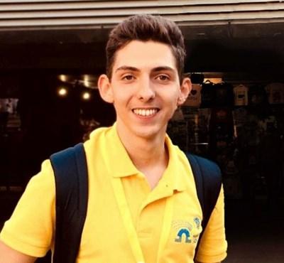 Виктор Колев иска да учи математика с компютърни науки в Станфордския университет в Калифорния.