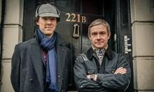 Бенедикт Къмбърбач не изоставя завинаги ролята на Шерлок