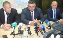 Трима молдовски граждани взривили и ограбили банкомата в Стара Загора