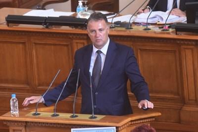 Валентин Николов  СНИМКА: Велислав Николов