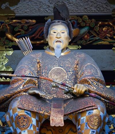 Основателят на сегуната, който е прокълнал всички олимпиади в Токио.