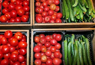 Цената на доматите падна с 16% за една седмица. СНИМКА: Архив