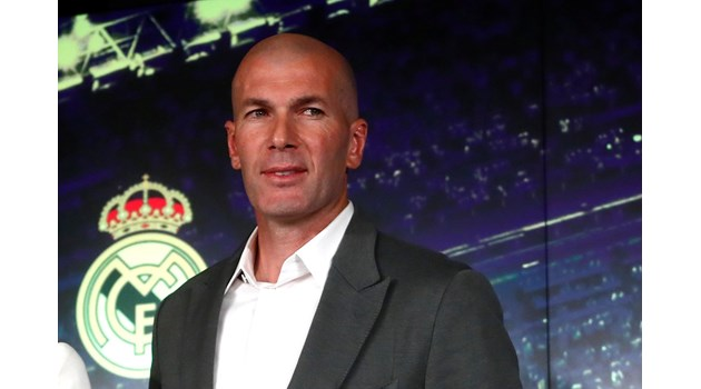 """Зидан: Отново съм у дома, Роналдо принадлежи на миналото на """"Реал"""" (Видео)"""