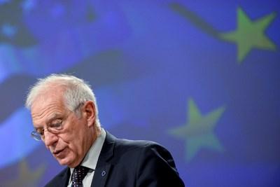 Ръководителят на външната политика на ЕС Жозеп Борел СНИМКА: Ройтерс