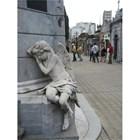 """Много от мраморните орнаменти в """"Реколета"""" са дело на известни скулптори и са правени в Италия."""
