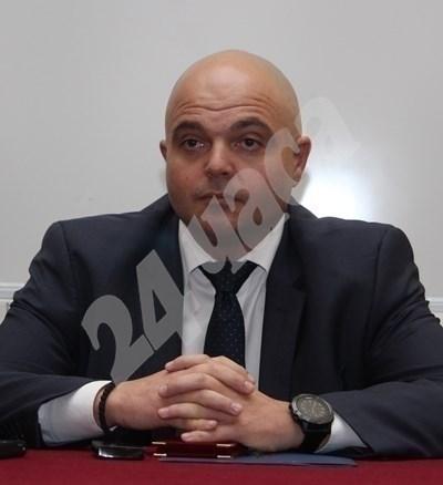 Ивайло Иванов. Снимка МВР