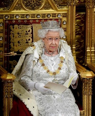 Елизабет II Снимки: Ройтерс
