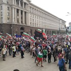 Шести ден протести срещу правителството в София СНИМКА: Йордан Симеонов