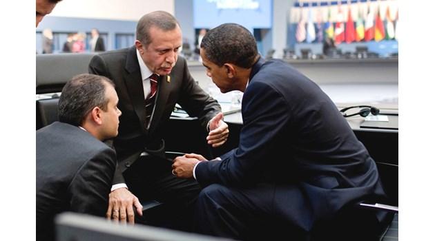 И САЩ са пред разрив с Ердоган