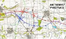 Две магистрали ще се пресичат край Велико Търново