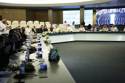 Премиерът Бойко Борисов и членовете на българската делегация посетиха Глобалния център за борба с екстремистката идеология в Рияд