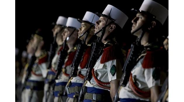 """В легиона никога не са приемали жени освен в """"увеселителния батальон"""""""