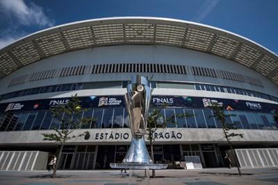 Купата, която ще получи първият шампион в Лигата на нациите. СНИМКА: УЕФА