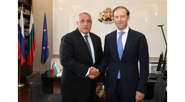 Борисов за шпионския скандал: Отношенията ни с Русия не са влошени