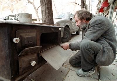 5000 лв. глоба за горене на боклуци в печката