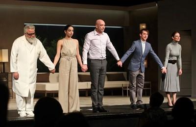 Снимка: Официален профил на Народния театър във фейсбук
