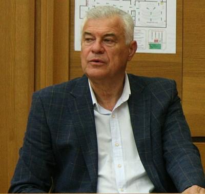 Иван Чомаков СНИМКА: Евгени Цветков