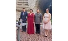 Щастливият младоженец Николай Шаханов: Спечелих жена си на карти