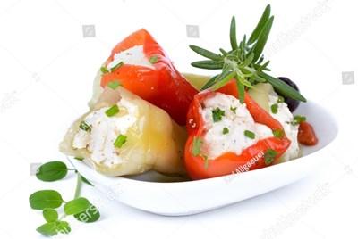 Антипастите могат да се приготвят с различен пълнеж и са много вкусни.