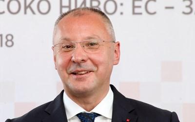 Сергей Станишев е президент на ПЕС и евродепутат, член на Националния съвет на БСП
