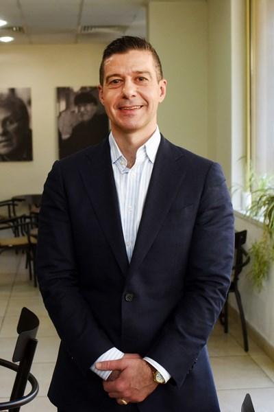 Андон Балтаков е новият генерален директор на БНР. СНИМКА: Велислав Николов