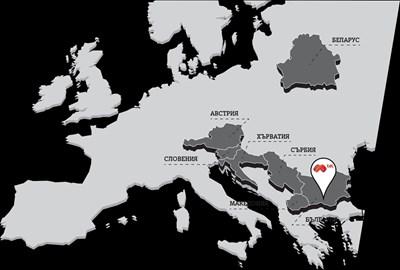 """""""А1 Телеком Австрия груп"""" ще сменя брандовете във всички оператори, които притежава в Европа, с марката А1."""