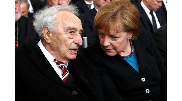 Оцелелият след четири нацистки лагера на смъртта Макс Манхаймер за живота си след тях: Винаги когато си вземах душ, проверявах дали наистина тече вода