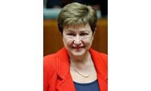 Борисов потвърди: И  Кристалина Георгиева  е обсъждана за шеф  на Еврокомисията