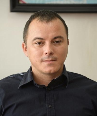 Никола Йевтич СНИМКА: Йордан Симеонов