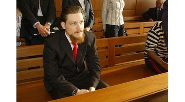 Освободиха Джок Полфрийман предстрочно. Бащата на убития от него   студент: Нека съдията да ни обясни решението си