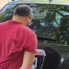 Шефът на охраната на Божков арестуван с баджанака си, докато пиели кафе