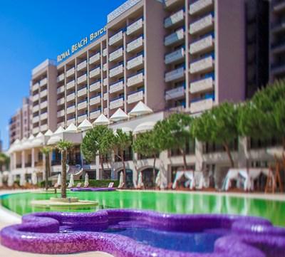 Петзвездният Barcelo Royal Beach стартира летния туристически сезон с 40% отстъпка, безплатни промени в периода на нощувки и безплатен паркинг